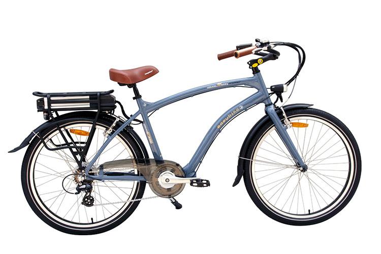 Easybike Easycruiser Premium Cruiser Vélo à assistance électrique