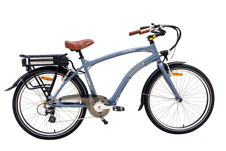 easybike easycruiser premium assistance electrique