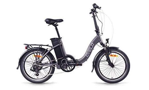 vélo électrique pliant ovelo 20